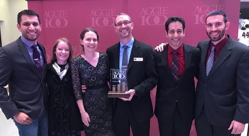 eCatholic lands on the Aggie 100 for third straight year