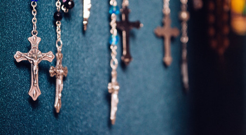 """We asked our team, """"What makes your rosary special?"""""""