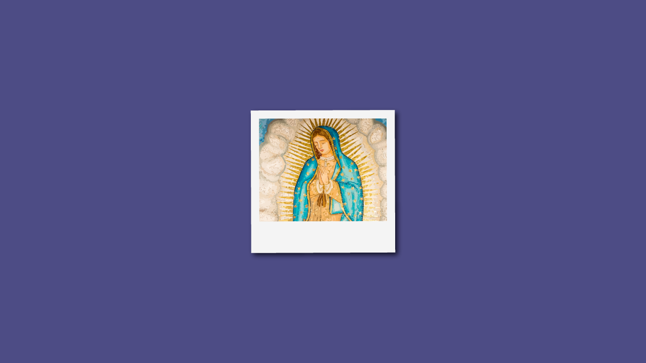 Our Lady of Guadalupe - Free photo