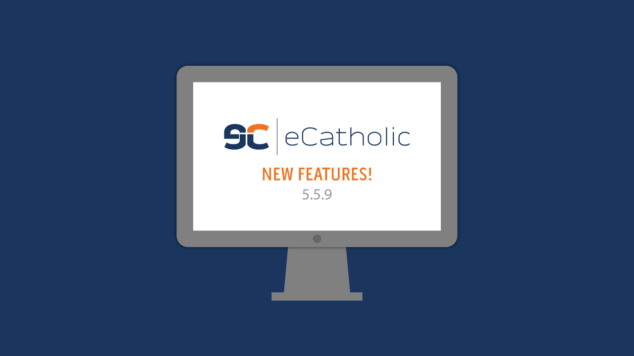 eCatholic's online giving tool is now even more powerful