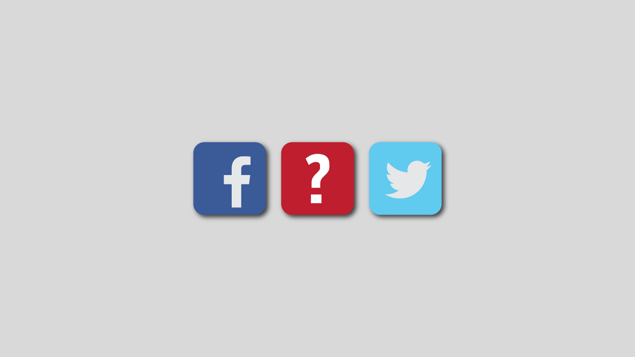 Social media icons: 3 tips to consider