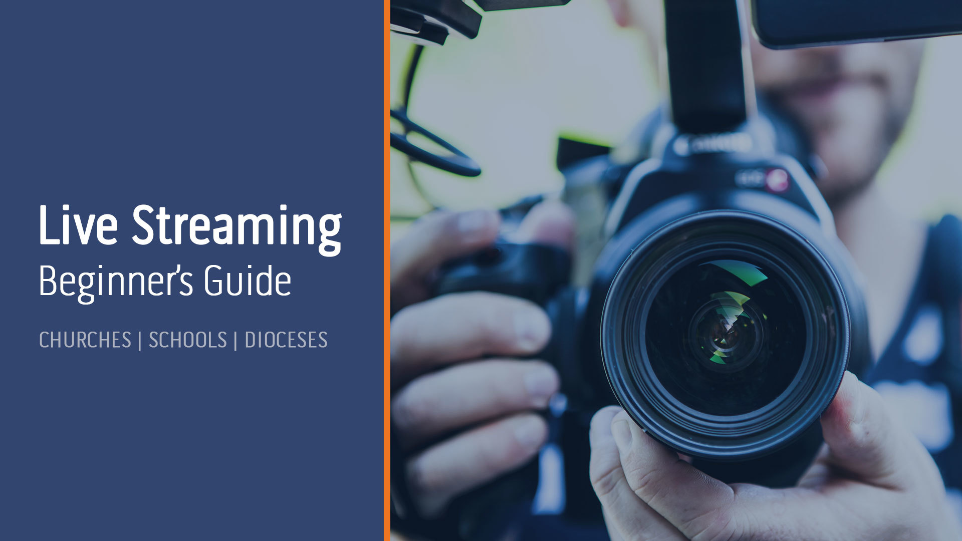 Live Streaming Beginner's Guide