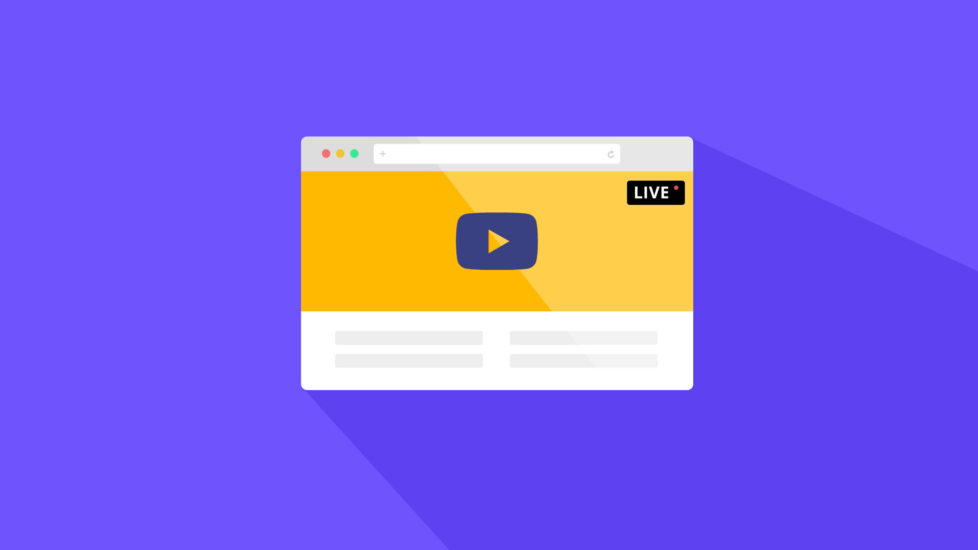 Go beyond still images: How to feature a video on your homepage
