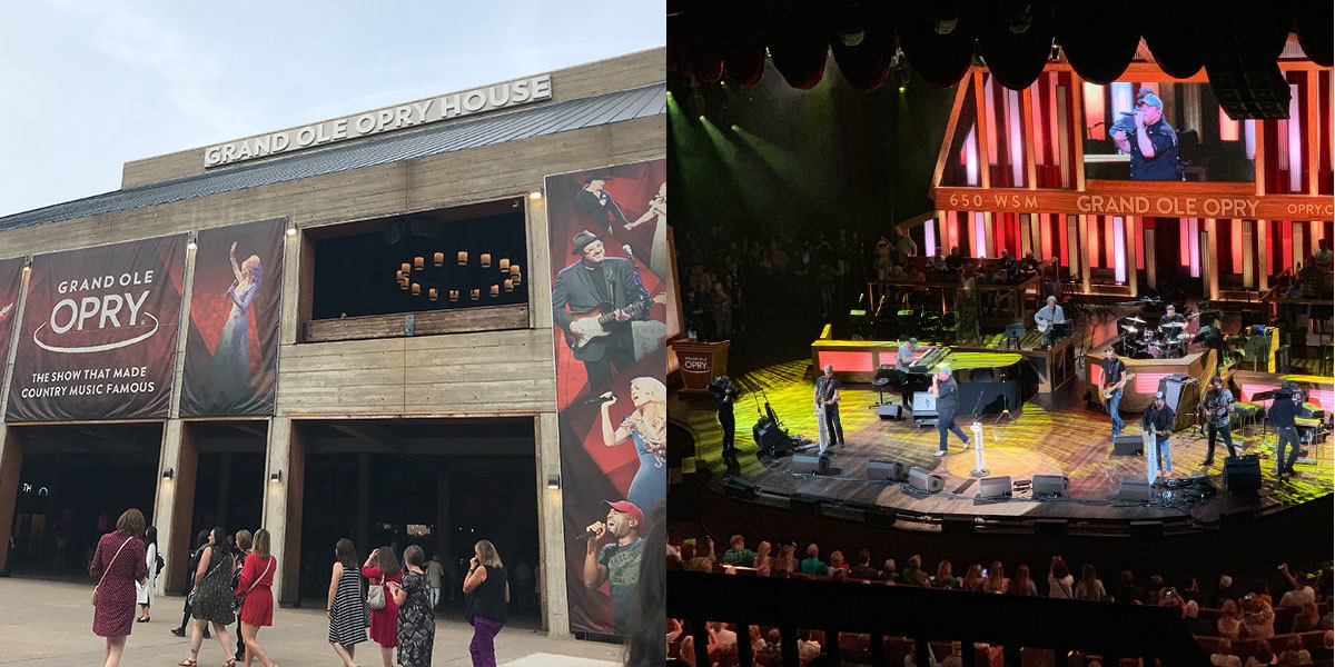 eCatholic at the Grand Ole Opry