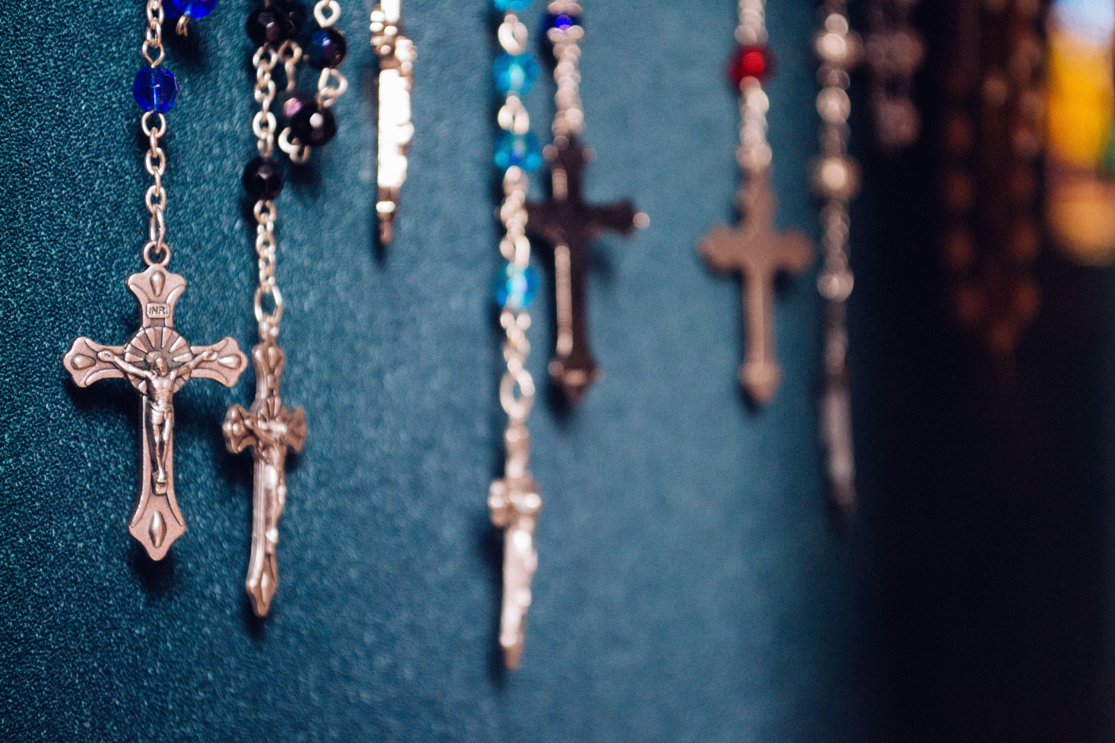 "We asked our team, ""What makes your rosary special?"""