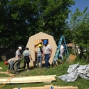 Seton Habitat Build Update 12: April 8th