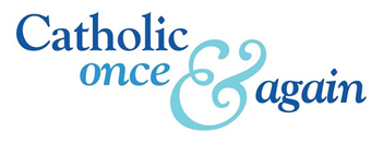 Catholic Once and Again Logo