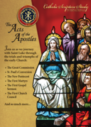 Acts of the Apostles Begins