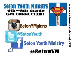 Stay Connected to Seton Youth