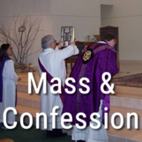 Mass and Confession during Covid-19