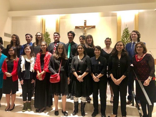 Seton Youth Choir