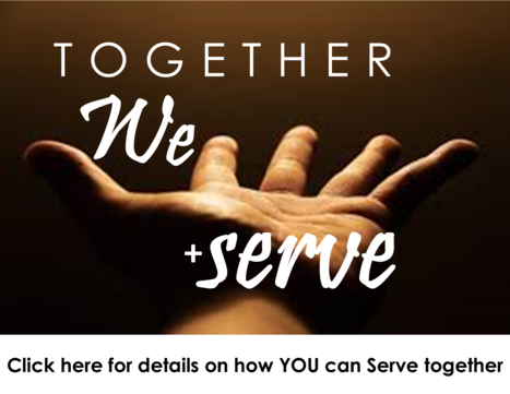 Click here for details on how YOU can Serve together