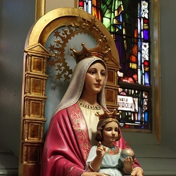 Our Lady of Coromoto Mass