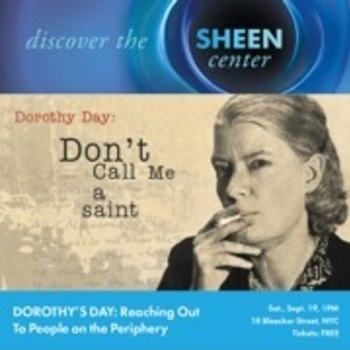 Dorothy's Day: Reaching Out to People on the Periphery