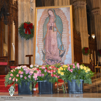 Our Lady of Guadalupe Commemorative Feasts 2016