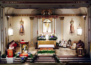 Special Healing Mass for Year of Mercy