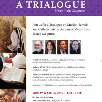 A Trialogue: Mercy in the Scriptures