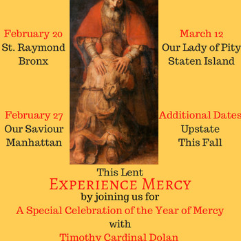A Special Celebration of the Year of Mercy - Our Saviour (Manhattan)