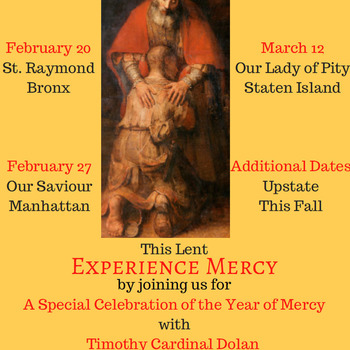 A Special Celebration of the Year of Mercy - Our Lady of Pity (Staten Island)