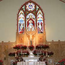 St. Patrick's - St. Mary's Holy Week Schedule
