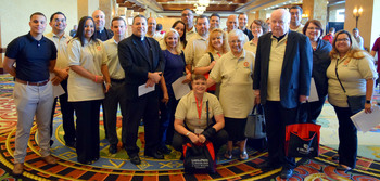 New York Delegation Brought Its Gifts to V National Encuentro