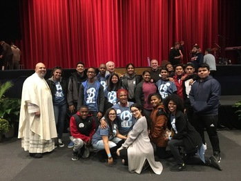Youth Group at NYCND 2018