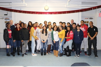 Youth Group Christmas Party 2018