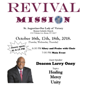 Revival Mission 2018