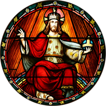 November 25 // Feast of Christ the King