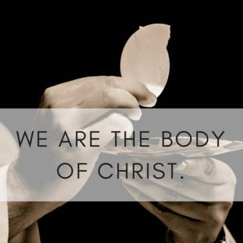 June 3, 2018 // Most Holy Body and Blood of Christ