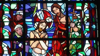 January 10: Feast of the Baptism of the Lord