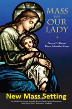 Mass of Our Lady Book Cover