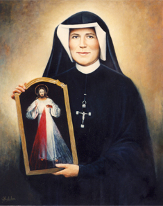 Veneration of the Relics of St. Faustina