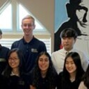 SEVEN AT HOLY TRINITY CATHOLIC HIGH SCHOOL TO BE INDUCTED INTO NATIONAL HONOR SOCIETY