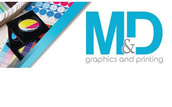 M & D Graphics and Printing