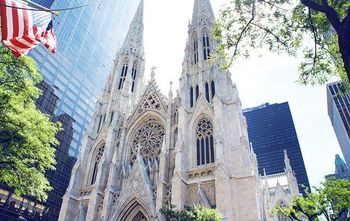 Holy Week Masses Livestreamed from St. Patrick's Cathedral