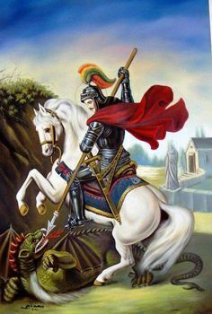 Feast Day of Our Patron, Saint George