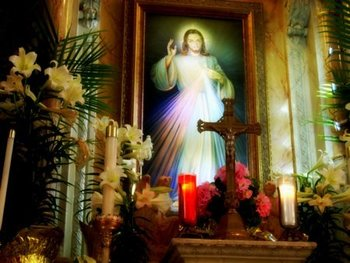 Message from Fr. Richard: Divine Mercy Sunday and Broadcast Masses (click here)