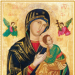 Parish Novena to Our Mother of Perpetual Help begins on May 19