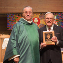 Brother Gerald Muller, Recipient of 2015 Lumen Gentium Award