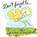 Daylight Savings Time begins on Sun., March 11