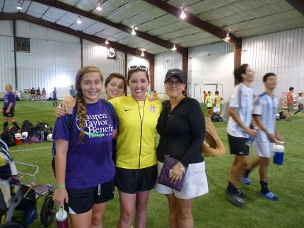 Lauren Taylor Soccer Benefit a success!