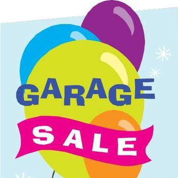 Annual Fall Garage Sale