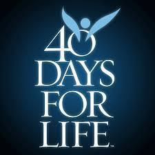 Stand and Pray with 40 Days