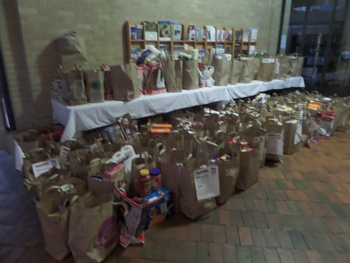 Food Drive for Abiding Love Food Pantry