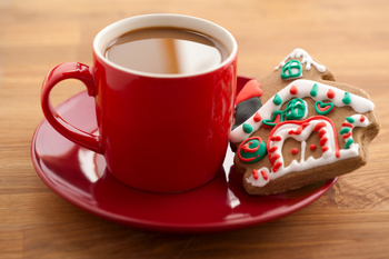 Christmas Lunch & Cookie Exchange in the Café