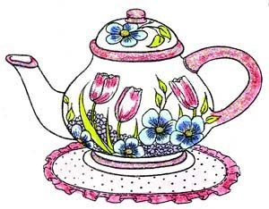 May at the Café: Join us for afternoon tea!