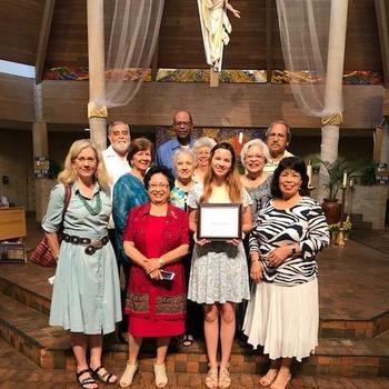 2019 St. Catherine of Siena Outstanding Achievement Award