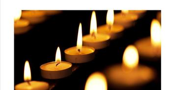 Remember your loved ones - All Souls' Day Mass, Nov. 2, at 7 p.m.