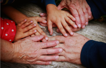 """""""The Role of Grandparents in the Spiritual Lives of their Grandchildren"""""""